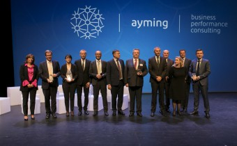 SNCF Développement lauréate des Ayming Business Performance Awards
